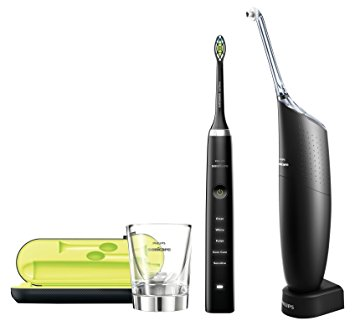 Philips Sonicare DiamondClean + AirFloss Ultra Black edition HX8