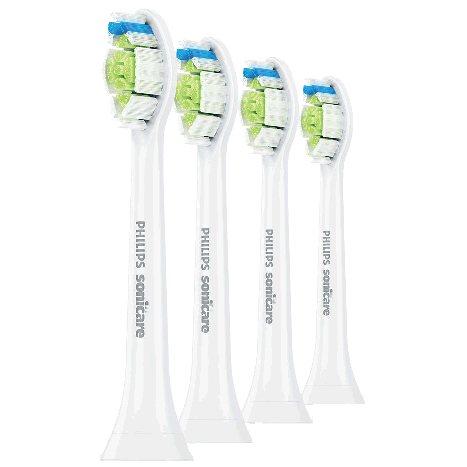 Philips Sonicare HX6064/07 4 ks DiamondClean standardní