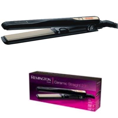 *Žehlička na vlasy Remington S 1005 Ceramic Straight